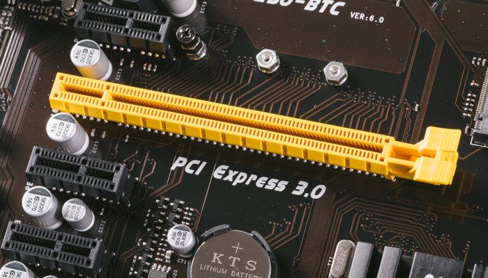 PCIeスロット