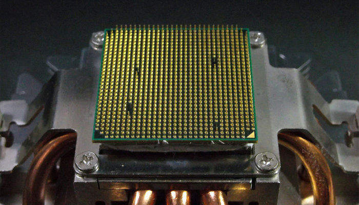 CPUのスッポン