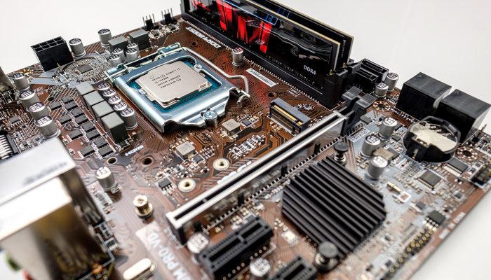 CPU・マザーボード・メモリ