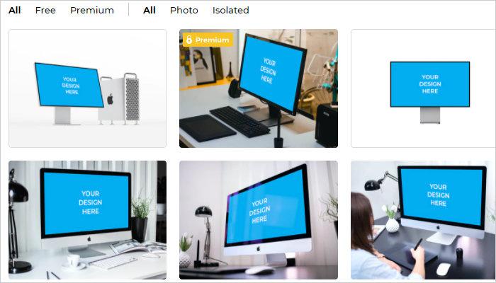 デスクトップPCの画像一覧